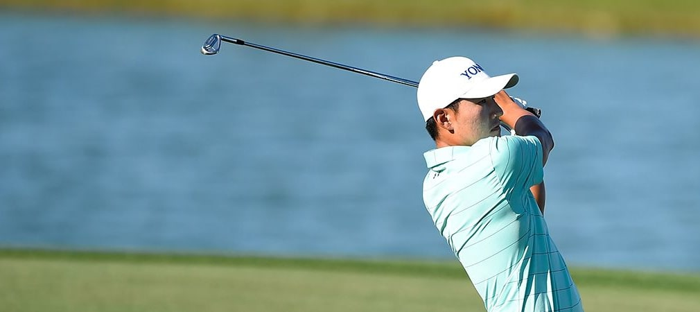 Sung Kang Shell Houston Open 2017 Ergebnisse Tag 2 Cut
