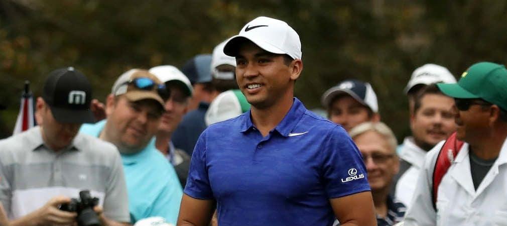 Jason Day sagt sicher zu, dass er am Donnerstag beim US Masters Tournament 2017 in Augusta antreten wird. (Foto: Getty)