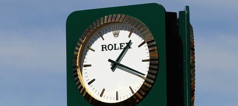 Back Nine PGA Tour erste Slow Play Strafe seit 1995