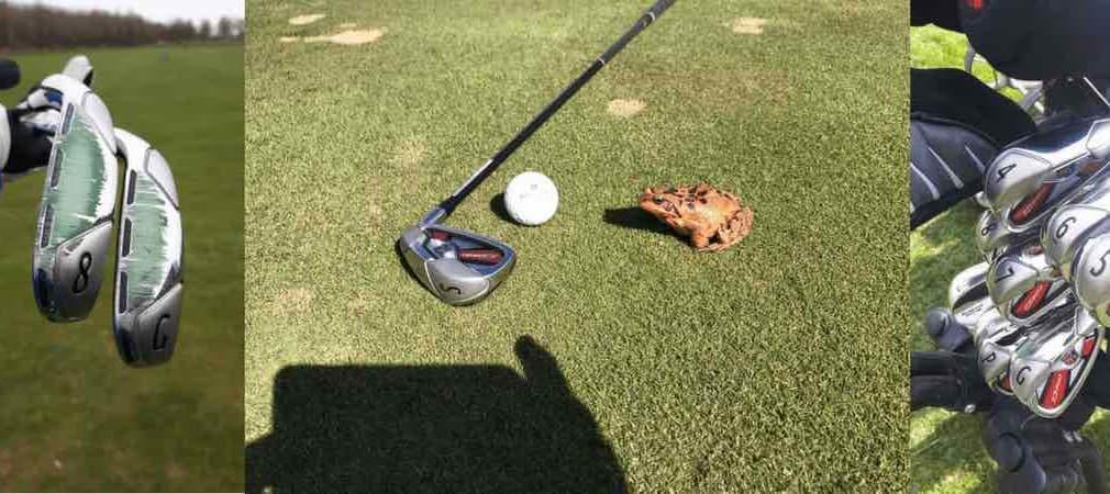 Die drei Golf Post Produkttester haben die Wilson Staff D300 Eisen über mehr als vier Wochen lang auf Herz und Nieren getestet. (Foto: Golf Post)