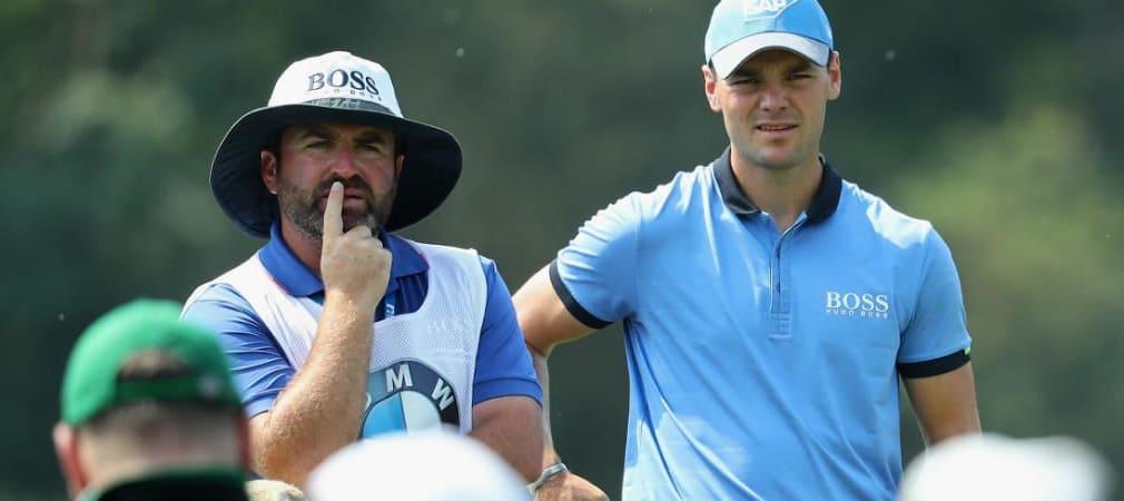Martin Kaymer spricht im Golf Post Interview vor der BMW International Open 2017 auch über die langjährige Zusammenarbeit mit seinem Caddie Craig Connelly.