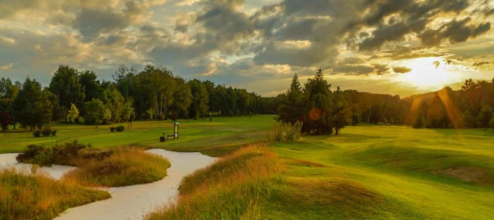 Golf in Böhmen - nicht nur in Karlsbad und Marienbad kann man hervorragend spielen.