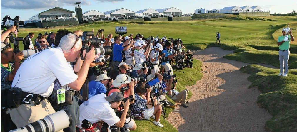 Die internationalen Medien ziehen den Hut vor dem rasanten Aufstieg des Brooks Koepka und seinem Sieg bei der US Open in Erin Hills.
