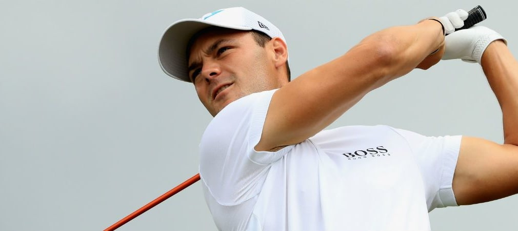 Martin Kaymer führt sieben Deutsche in die Scottish Open und trifft dabei auf Patrick Reed.
