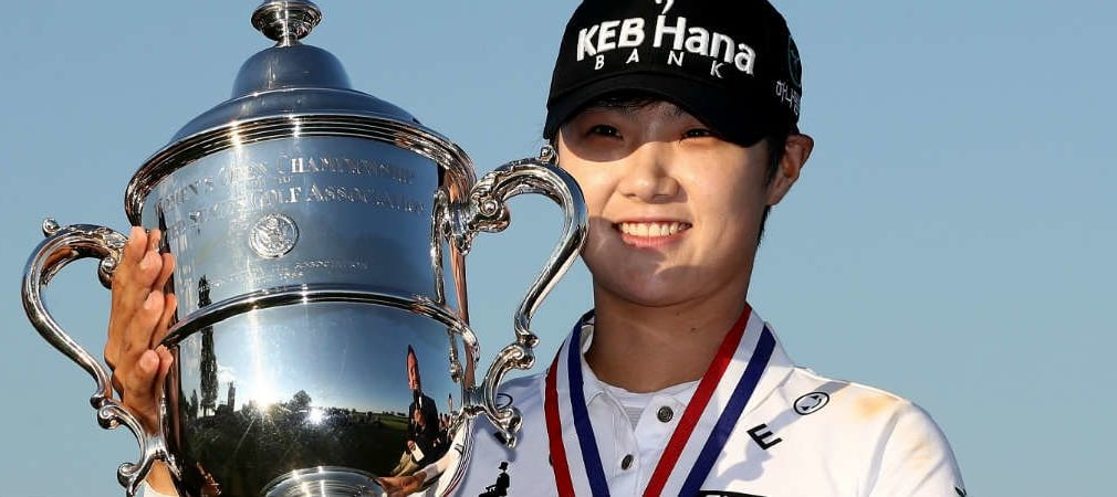 Sung Hyung Park siegt bei der US Women's Open und sichert sich ein Rekord-Preisgeld.