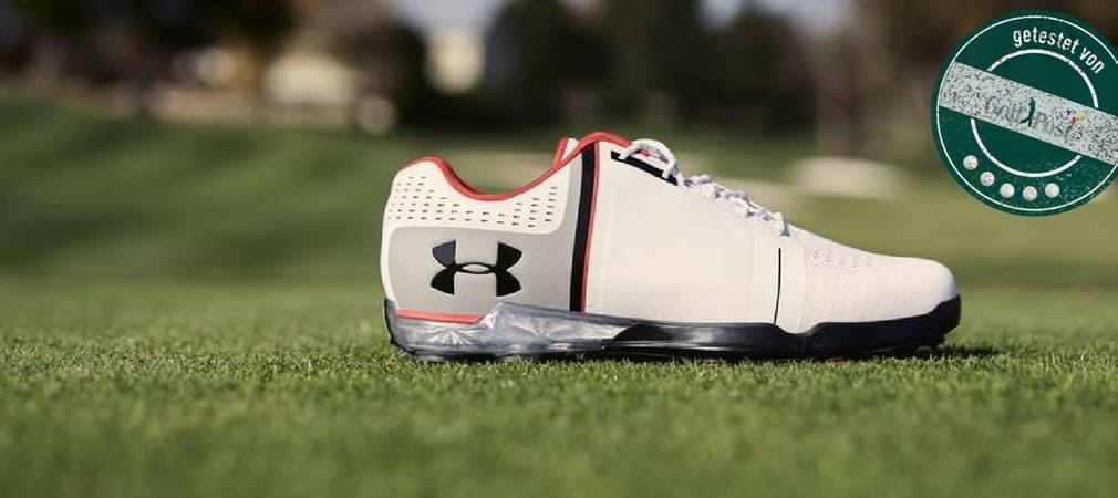 Der Spieth One im Golf Post Praxistest. (Foto: Under Armour)