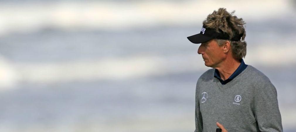 Bernhard Langer wird 60 Jahre alt. (Foto: Getty)