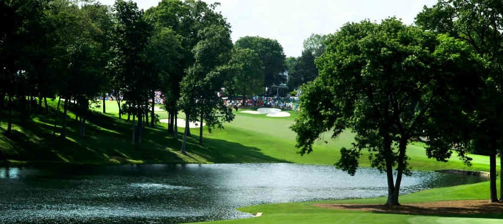 Der Quail Hollow Club ist der diesjährige Austragungsort der PGA Championship und dieser Platz hält einige Überraschungen parat. (Foto: Getty)