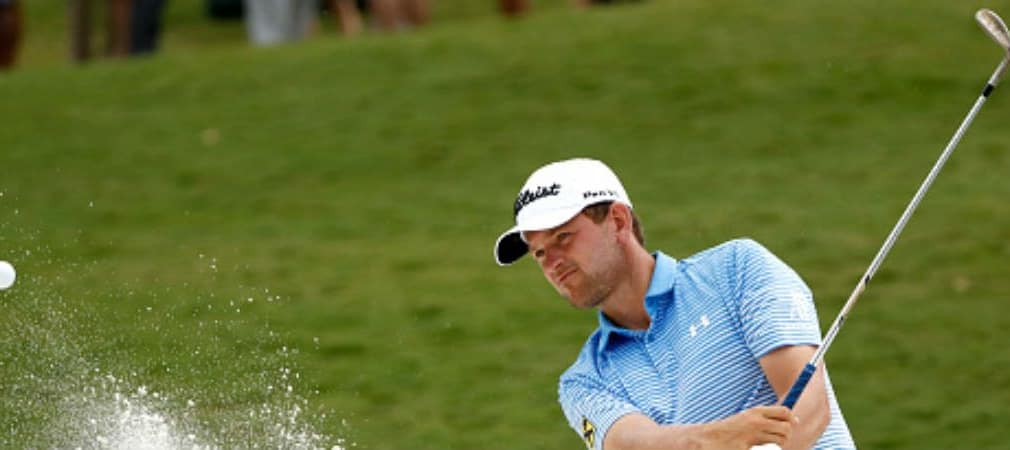 Bernd Wiesberger kämpft bei der PGA Championship um eine gute Platzierung. (Foto: Getty)