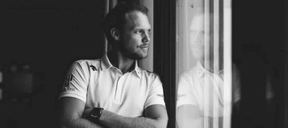 Golf Post traf Danny Willett in der Schweiz zum Interview. (Foto: Audemars Piguet)