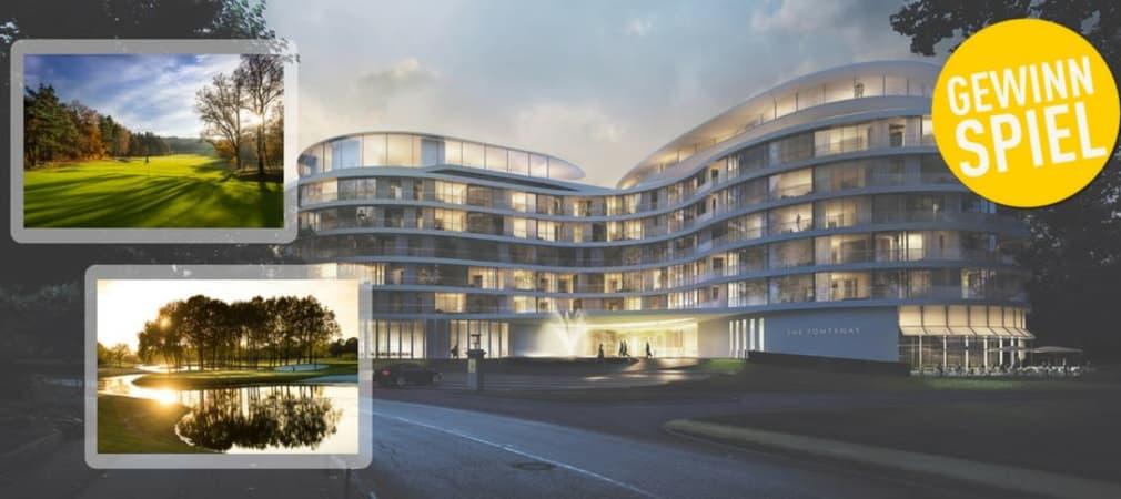 Golfregion Hamburg Gewinnspiel: Gewinnen Sie ein Golfwochenende im 5-Sterne Plus Hotel inkl. Golf im Gesamtwert von 1500€. (Foto: Golfregion Hamburg)