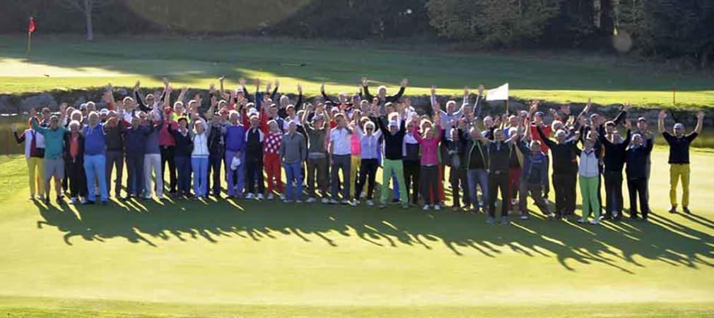 Die Teilnehmer des Strawberry Tour Finales. (Foto: Strawberry Tour)