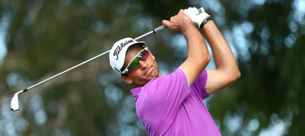 Jordan Zunic überragt alle bei der Australian PGA Championship. (Foto: Getty)