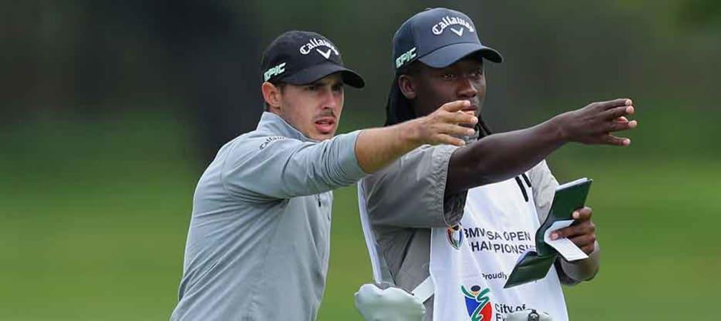 Der jüngere Bruder des amtierenden US-Open-Siegers will sich über die European Tour zu Majorehren spielen. Kann er es seinem Bruder gleichtun?