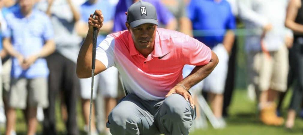 Tiger Woods kommt auf der PGA Tour immer besser in Fahrt. (Foto: Getty)