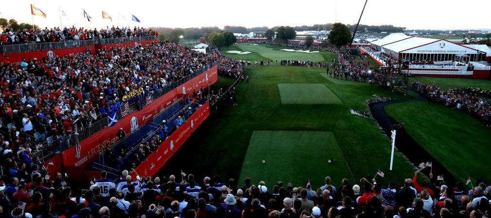 Ryder Cup 2028 Hazeltine National Golf Club