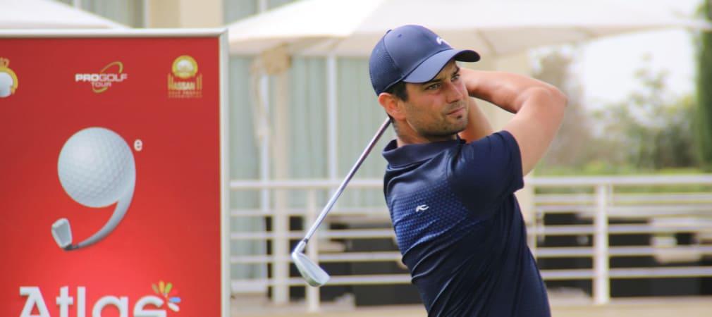 Schweizer Benjamin Rusch Pro Golf Tour Open Ocean 2018 Agadir Marokko