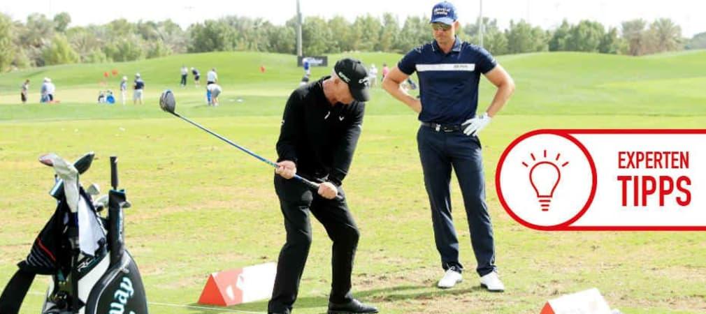 Konzentration beim Training auf der Range ist das A und O, sagt Golf Post Experte Fabian Bünker. (Foto: Getty)