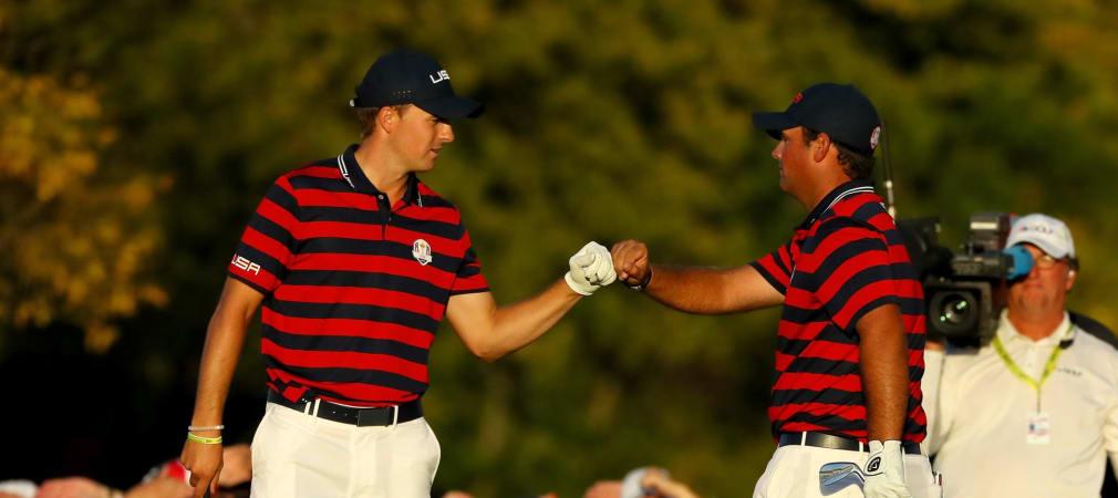 World Golf Championship Texas WGC - Dell Technologies Match Play 2018 Jordan Spieth Patrick Reed