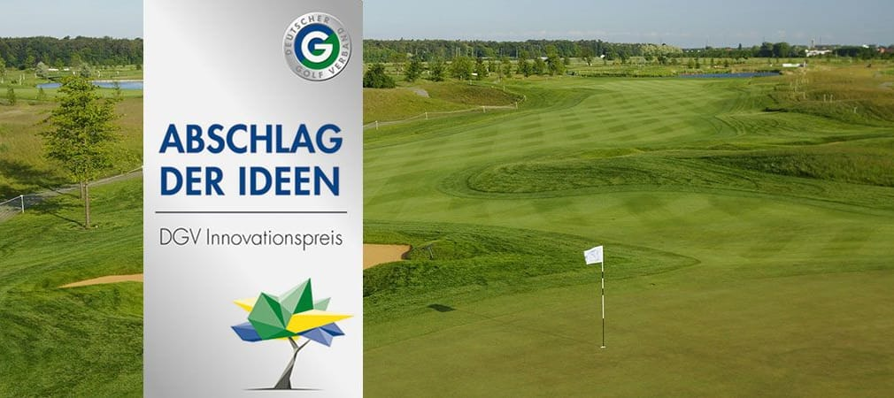 Der Deutsche Golf Verband hat einen Innovationspreis ins Leben gerufen. (Foto: Getty)