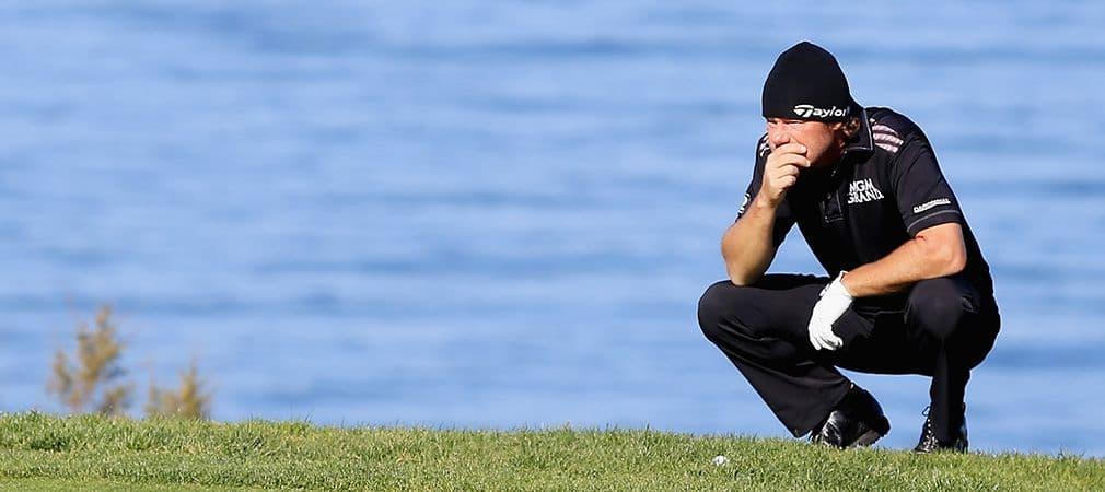 Alex Cejka ist auf der PGA Tour bei der Zurich Classic gut unterwegs. (Foto: Getty)