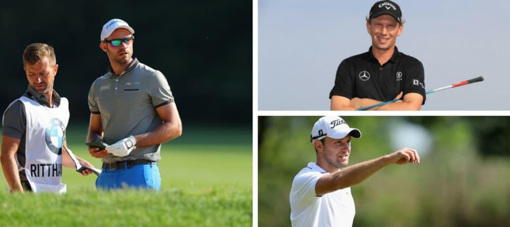 Der Auftakt des Belgian Knockout auf der European Tour verlangte den Profis einiges ab. (Foto: Getty)