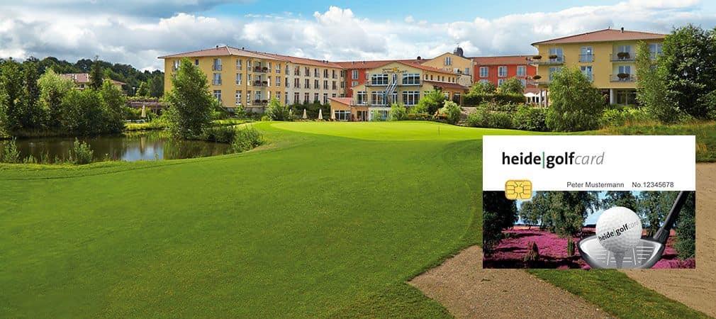 Heide Golf Card: Erleben Sie vielseitiges Golf in der Lüneburger Heide