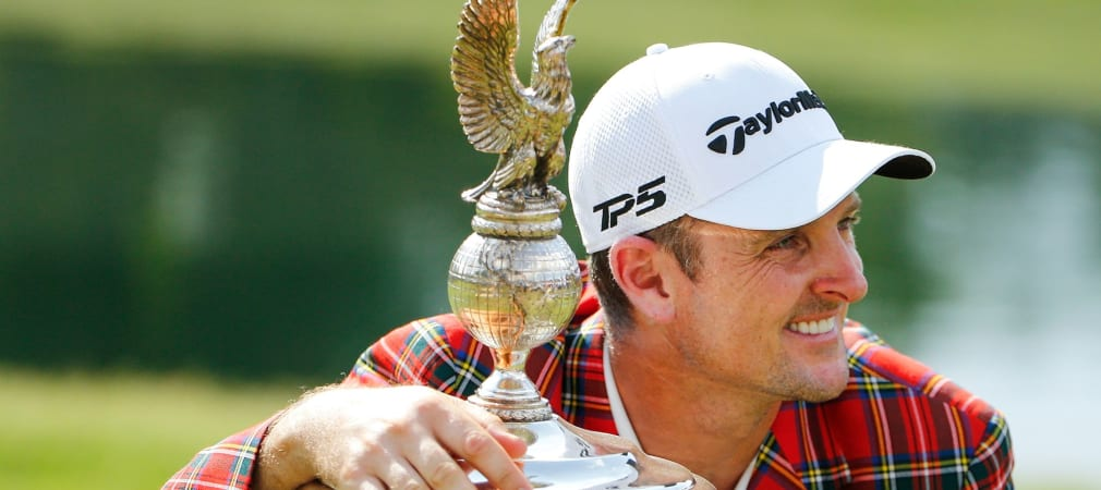 PGA Tour Fort Worth Invitational 2018 Ergebnisse Finale Sieger Justin Rose