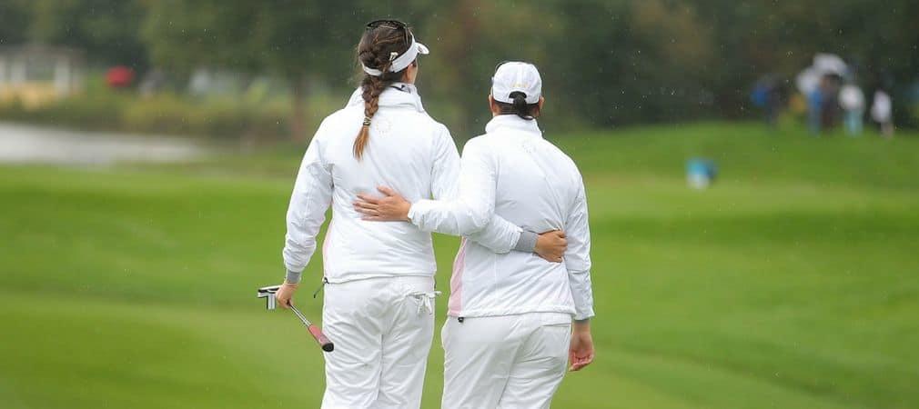 Solche Bilder könnten uns bald öfter auf der LPGA Tour begegnen