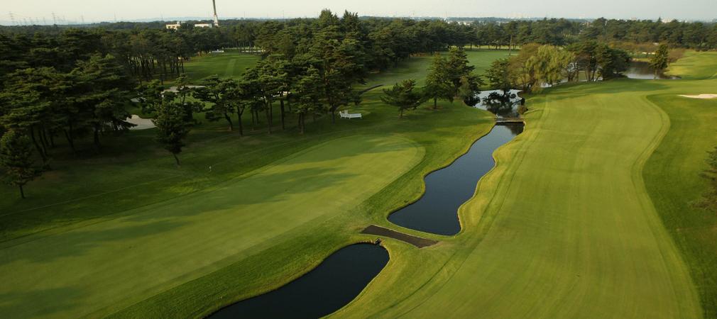 Der Kasumigaseki Country Club ist der Austragungsort der Olympischen Spiele 2022 im Golf. (Foto: Getty)
