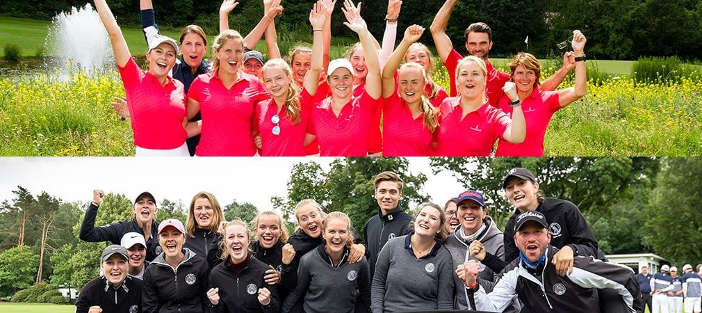 Deutsche Golf Liga 1. Bundesliga Spieltag 3 Ergebnisse