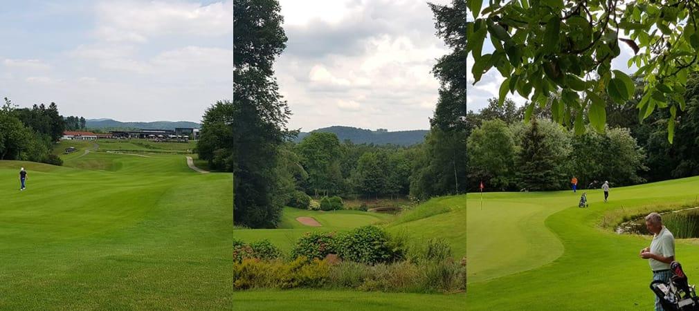 Euro-Challenge Reisebericht Golfreise Niederlande Deutschland Frankreich Luxemburg Belgien