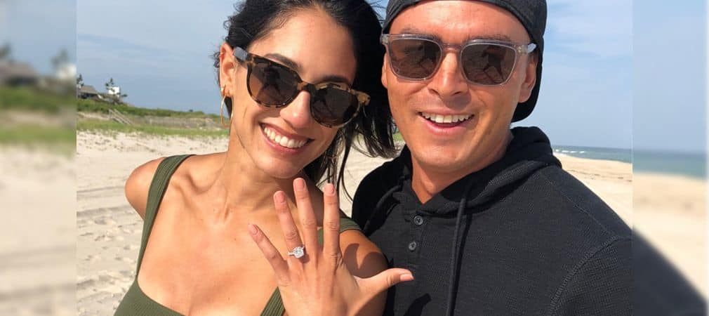 Rickie Fowler Allison Stokke Verlobung