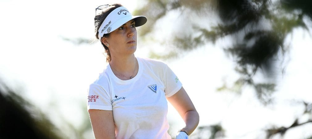 Sandra Gal liegt bei der Meijer LPGA Classic auf einem ganz starken zweiten Rang. (Foto: Getty)