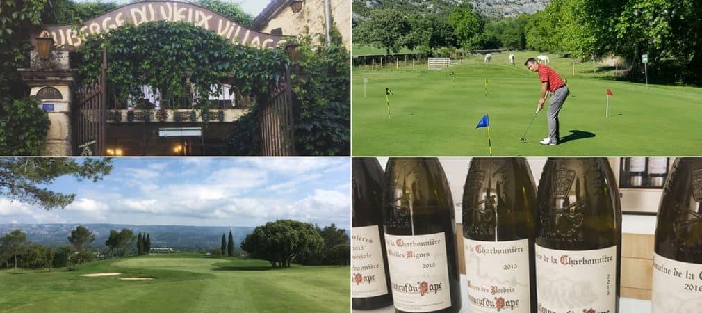 Die Provence kann nicht nur mit leckerem Wein und gutem Essen punkten, sie ist auch ein fantastisches Reiseziel für Golfer, die nicht genug von schönen Aussichten bekommen. (Foto: Golf Post)