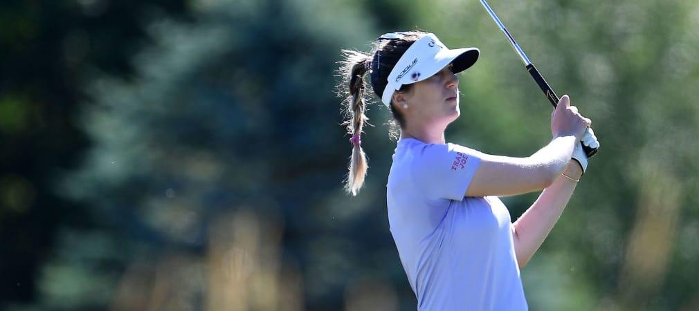 LPGA Tour Thornberry Creek LPGA Classic 2018 Ergebnisse Tag 2 Sandra Gal