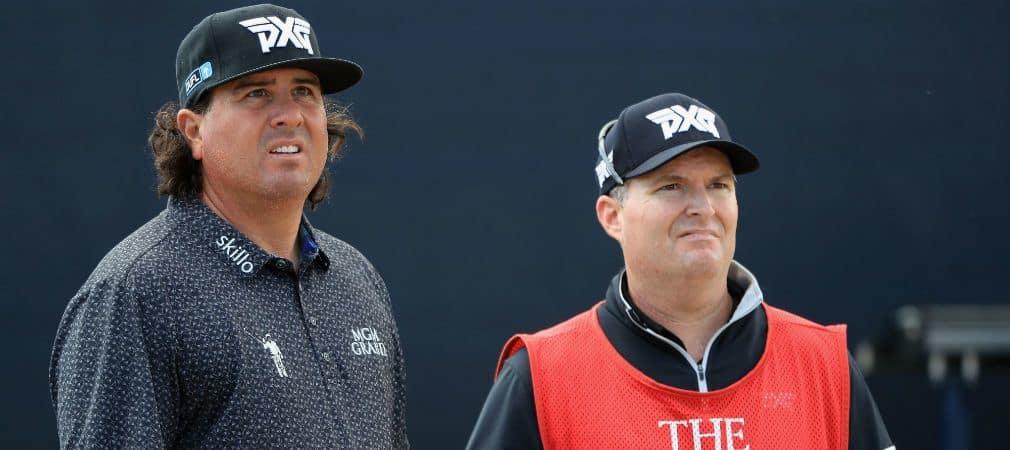 Pat Perez schimpft immer noch über die USGA. (Foto: Getty)