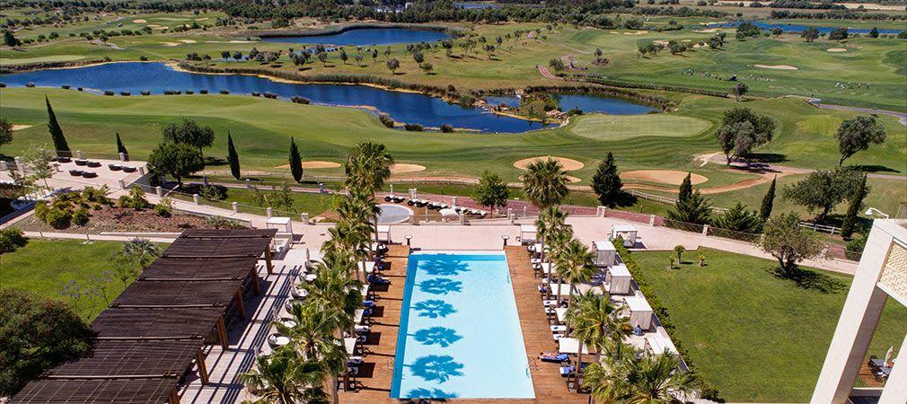 Das Anantara Vilamoura Algarve Resort direkt am Victoria Golf Course (Foto: Anantara Vilamoura Algarve Resort)