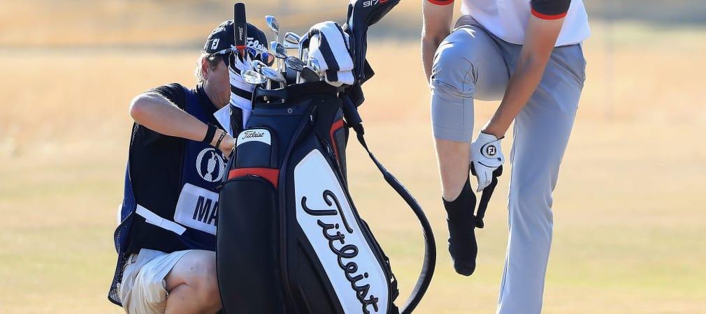 Golf Kleiderordnung Dresscode Etikette englischer Golfclub verbietet Golfer schwarze Socken