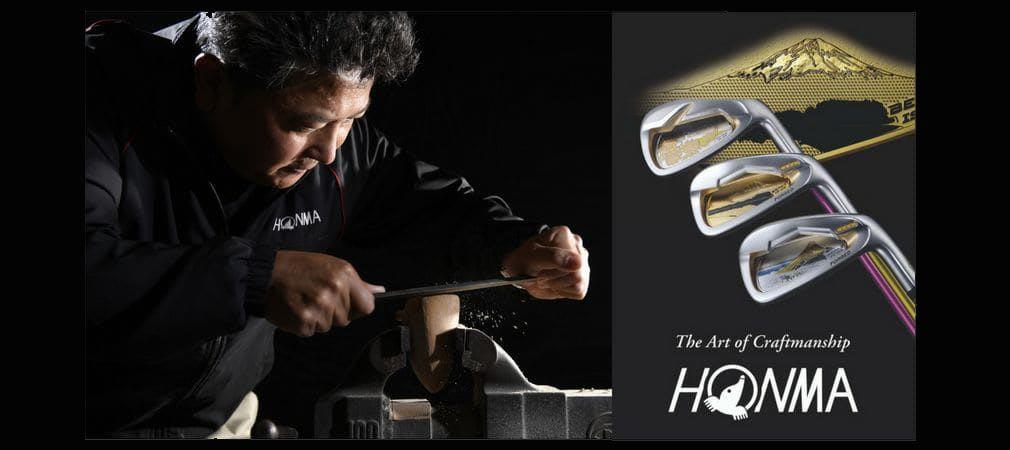 Bei Honma ist alles feinste Handarbeit. Dadurch sollen die hohen Qualitätsansprüche gewährleistet werden. (Foto: Honma)