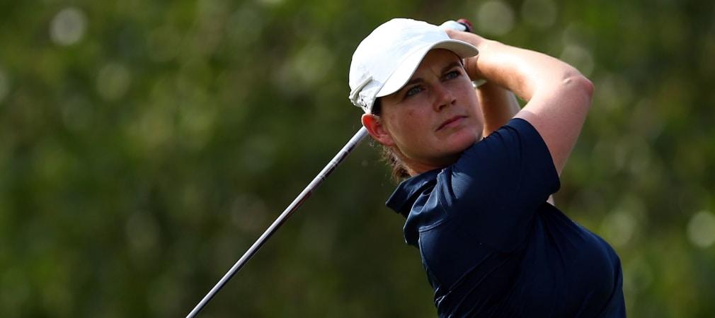 LPGA Tour CP Women's Open 2018 Ergebnisse Tag 2 Caroline Masson