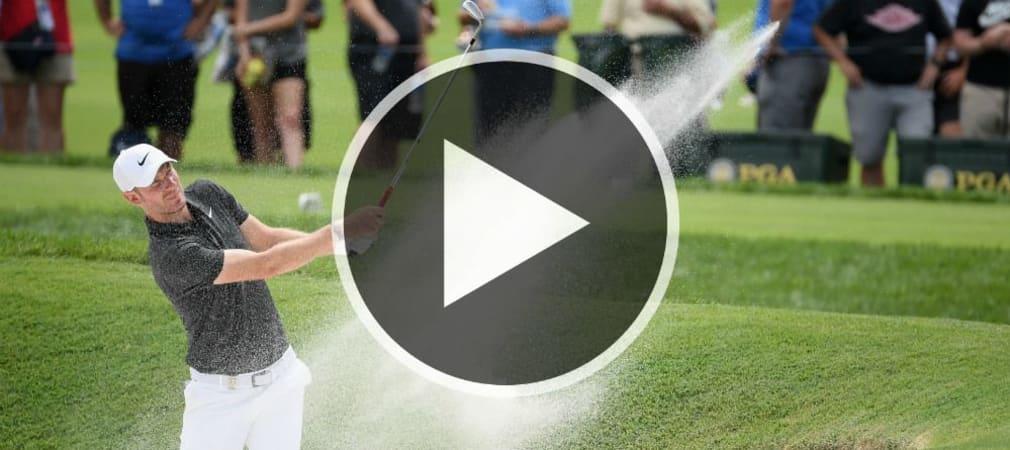 Die besten Schläge der PGA Championship 2018. (Foto: Getty)