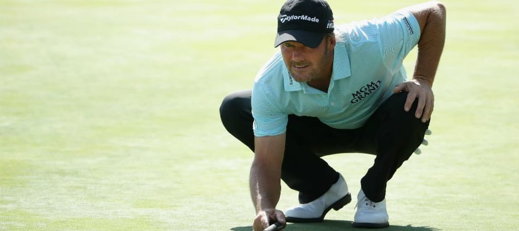 Alex Cejka in de Top 20 der Barracuda Championship auf der PGA Tour. (Foto: Getty)