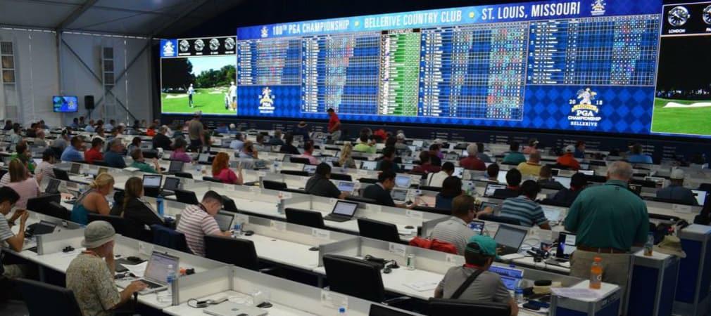 Hacker erpressen die PGA of America vor der PGA Championship 2018. (Foto: Twitter.com/@EuropeanTour)