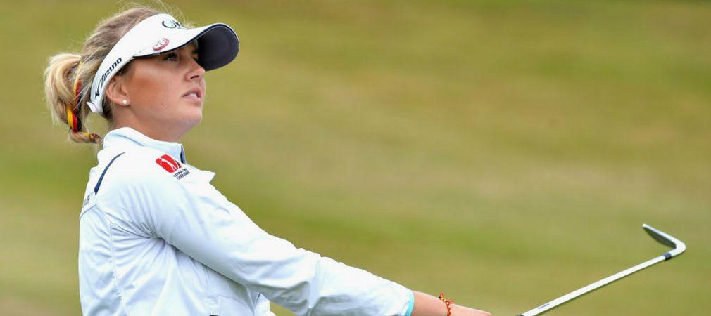 Olivia Cowan geht bei den European Championships Golf für Deutschland an den Start. (Foto: Getty)