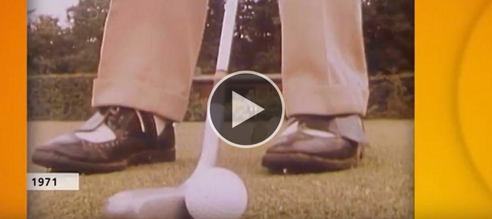 Eine kleine Zeitreise in das Jahr 1971 und die Fragestellung: Ist Golf ein Snob-Sport? Was hat sich verändert? (Foto: Youtube / buten und binnen)