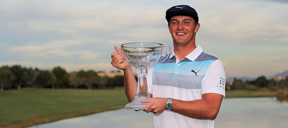 Bryson DeChambeau gewinnt auf der PGA Tour die Shriners Hospitals for Children Open. (Foto: Getty)