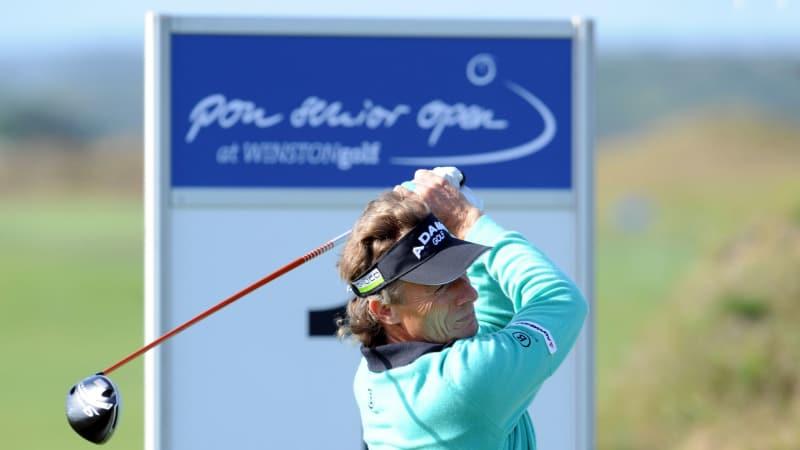 Pon Senior Open 2012 Bernhard Langer
