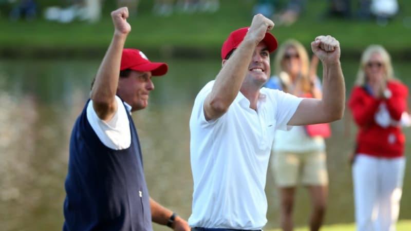 Ryder Cup - Fourballs - Freitag - Golf Post