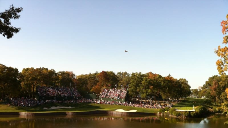 Ryder Cup Kulisse - Medinah 2012 - Golf Post